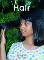 Hair [Book Cover]