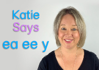 Katie Says: ea, ee and y