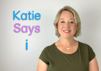 Katie Says /i/