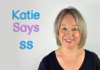 Katie Says: ss