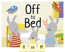 Off to Bed