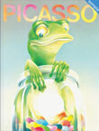 Picasso: the Green Tree Frog [Preview] cover