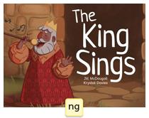 The King Sings