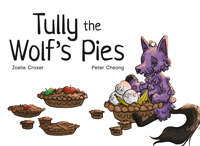 Tully the Wolf's Pies