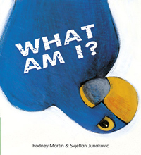 What Am I? [Book Cover]