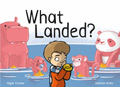 What Landed?